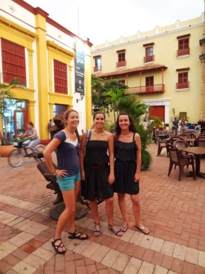 The girls - Cartagena