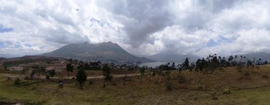Imbabura volcano - Otavalo