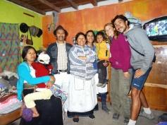 Nice family - Otavalo