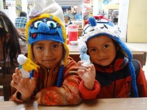 Los Pitufos - Otavalo