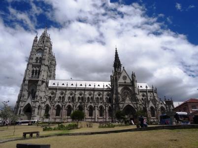 Basílica del Voto Nacional - Quito