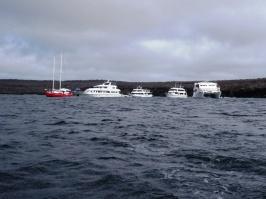 Croisière aux Galapagos