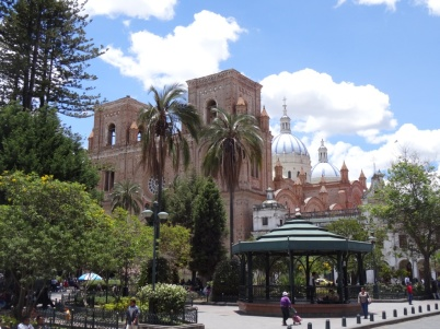 Cathedral - Cuenca