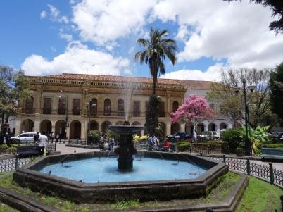 Calderon park - Cuenca
