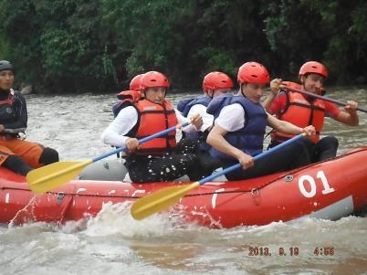 Rafting - Baños