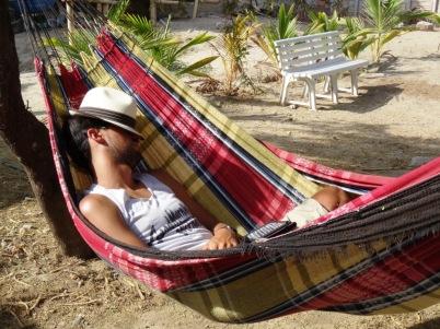 Peruvian siesta - Mancora
