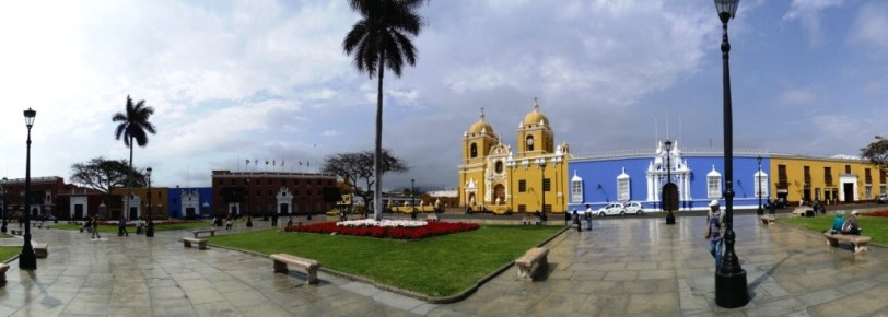 Plaza de Armas - Trujillo