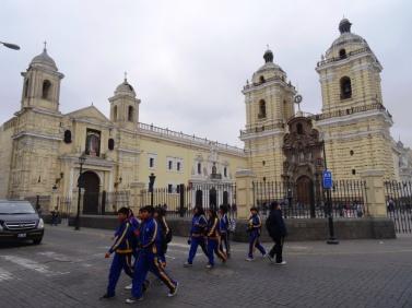 Basilica San Francisco de Asis - Lima