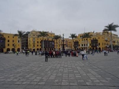 Plaza Mayor - Lima