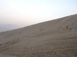Surf slopes - Huacachina