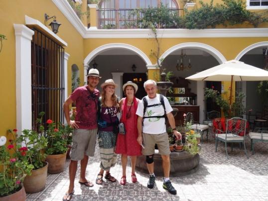 Retrouvailles - Arequipa