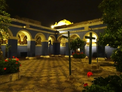 Santa Catalina Convent - Arequipa