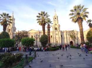 Cathedral - Arequipa