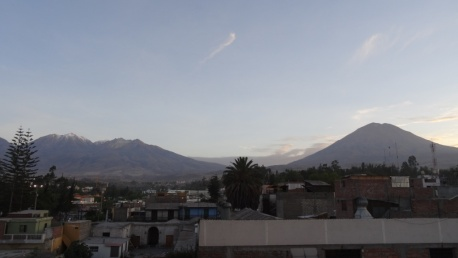 Misti volcano - Arequipa