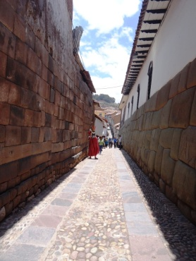 Inca walls - Cusco