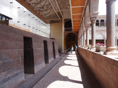 Santo Domingo Church and Temple of the Sun - Cusco