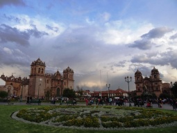 Cathedral and Iglesia de la Compania - Cusco