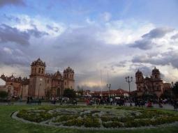 Cathedral and Iglesia de la Compania - Cusco