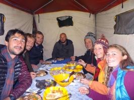 Diner - Inka Trail