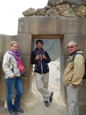 Ollantaytambo Fortress - Sacred Valley