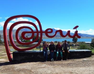 Goodbye Peru!