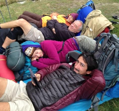 Siesta - Inka Trail