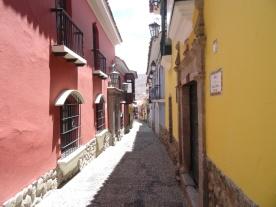 Calle Jaen - La Paz