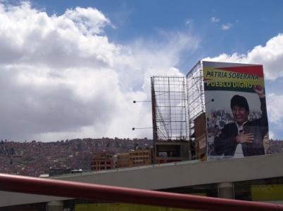 Evo Morales - La Paz