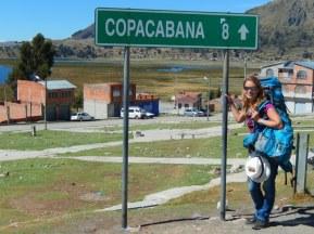 Peru-Bolivia border