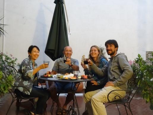 Retrouvailles à Salta