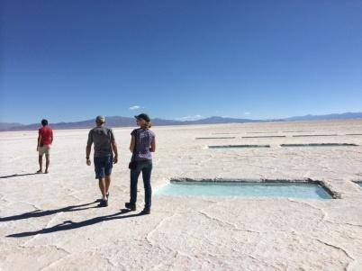 Salinas Grande - Quebrada de Humahuaca