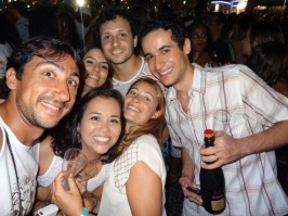 New year 2014 - Copacabana