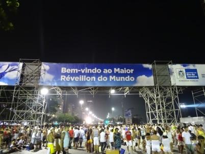 Réveillon 2014 - Copacabana